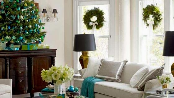 Come decorare le tue finestre a Natale! Ecco alcune idee.